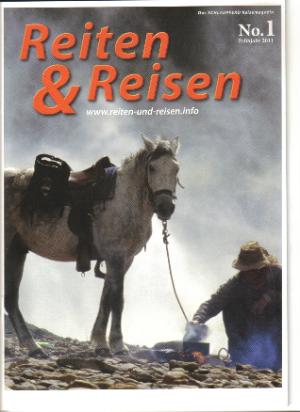 Reiten & Reisen Mai 2011