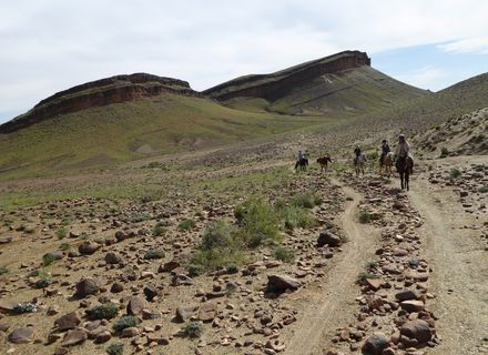 Tag 13 - 27.03.2020  Tinghir -Marokko Tafilalet Wanderitt Tag 13