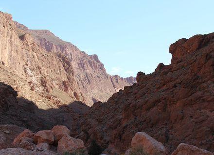 Tag 14 - 28.03.2020  Ouarzazate-Marokko Tafilalet Wanderitt Tag 14