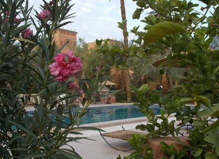 Tag 1 Anreise nach Ouarzazate-Wanderritt Oasen & Sanddünen Ouarzazate