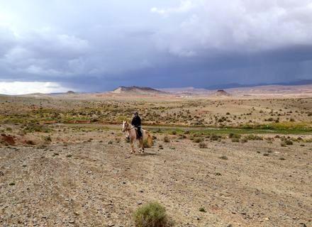 Tag 2  Straße der Kasbahs - Tinghir -Marokko Tafilalet Wanderritt