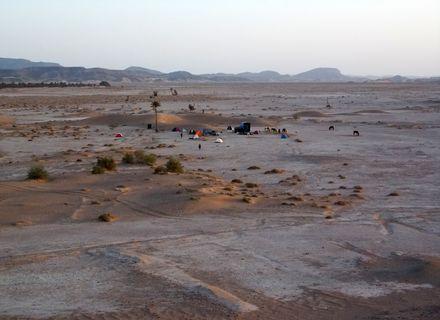 Tag 2 Straße der Kasbahs - Thinghir-Wanderritt Oasen & Sanddünen Tag 2