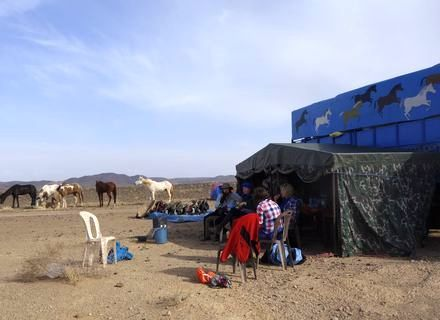 Tag 3  Tindruish-Marokko Tafilalet Camp