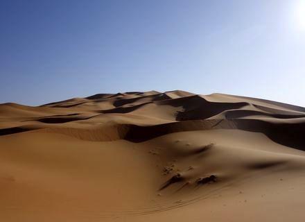 Tag 8 - 22.03.2020  Merzouga-Marokko Tafilalet Wanderitt Tag 8