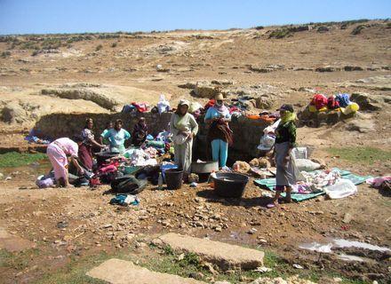 Tag 3  Zegotta Pass - Quelle Al Ansar  -Marokko Königsstädte Al Ansar