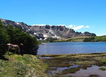 Tag 6  El Sapucai – Las Lagunas - El Sapucai-Bergsee Las Lagunas