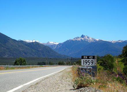Tag 8  Abreise von San Carlos de Bariloche-Ruta 40 nach Bariloche