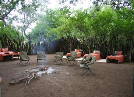 Tag 3 Wilderness Camp – Camp Kgotla-Camp Kgotla - Übernachtung unter Sternenhimmel