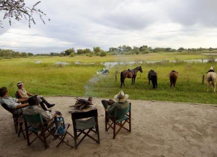 Tag 5 Camp Motswiri-
