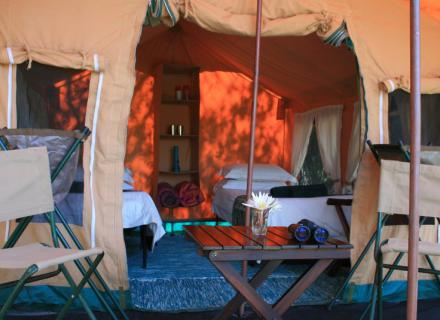 Tag 3 Fly Camping-