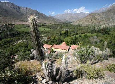 Tag 1 - Anreise -Hacienda Los Andes