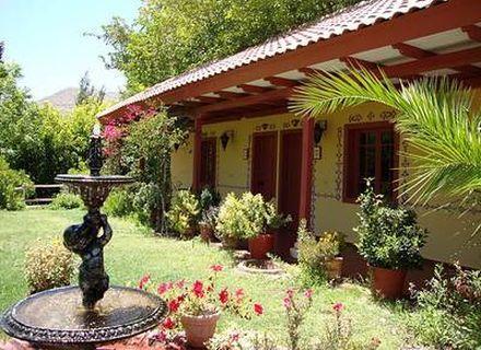 Tag 8 -Hacienda Garten