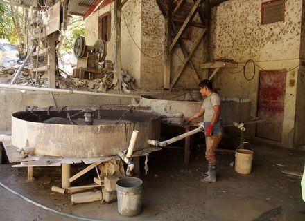 Tag 9 -Mühle der Goldsucher