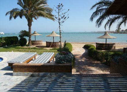 Tag 5 Fahrt Luxor - Hurghada-Sweet Home Gästehaus am Meer