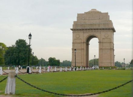 21. Dezember Anreise nach Delhi-