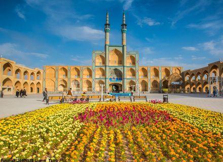Tag 2 / 18. Februar / Besichtigungen in Shiraz-