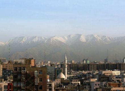 Tag 1 - Anreise nach Teheran-