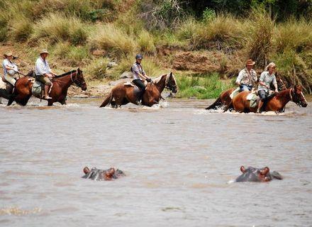 Tag 3 - Soit Ololol Camp-Kenia Reitsafari Maasai Mara Conservancies