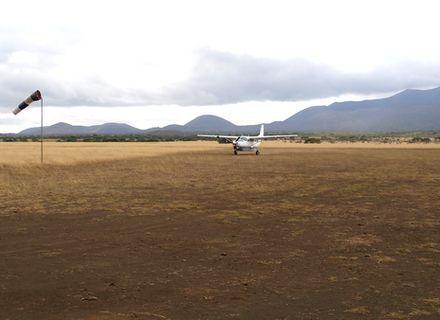 Tag 5 -Abflug vom Ol Donyo Airstrip