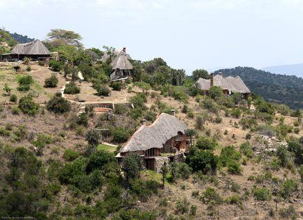 Tag 1 -Borana Lodge
