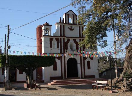 Tag 1  Anreise Chiapas del Corzo-