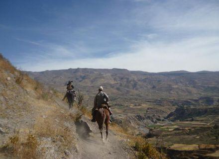 Tag 2 Colca Canyon – Yanque-