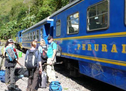 Tag 9 Abreise von Cusco-