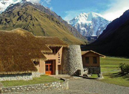 Tag 2 Cusco – Salkantay Lodge-