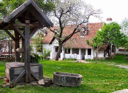 Tag 1 - Anreise -Graf Kalnoky Gästehaus - Wanderritte Rumänien