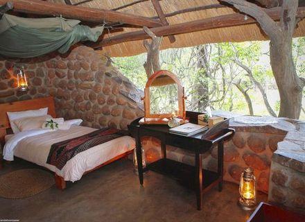Tag 8 - Mkhaya Reservat-Mkhaya Stone Camp