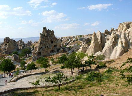 Tag 4 Ortahisar - Mustafapasa - Uchisar-