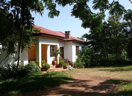 Tag 1 Anreise zur Makoa Farm -Makoa Farmhaus