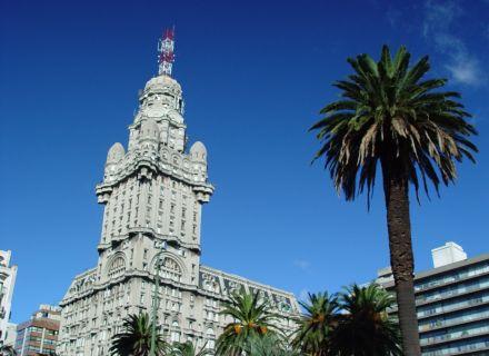 Tag 1 Anreise Montevideo-
