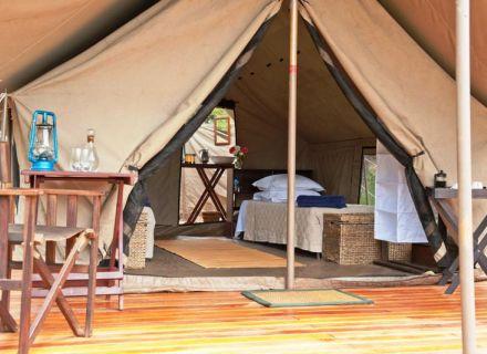 Tag 1 Camp Davidson Anreise-