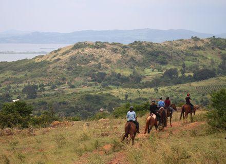 Tag 5-Uganda Wanderritt am Nil Tag 5