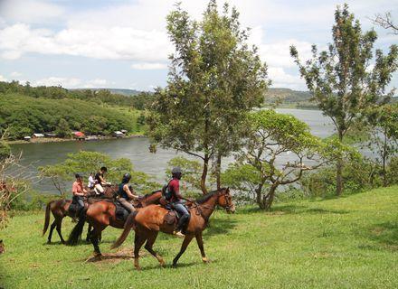 Tag 7 -Uganda Wanderritt am Nil Tag 7