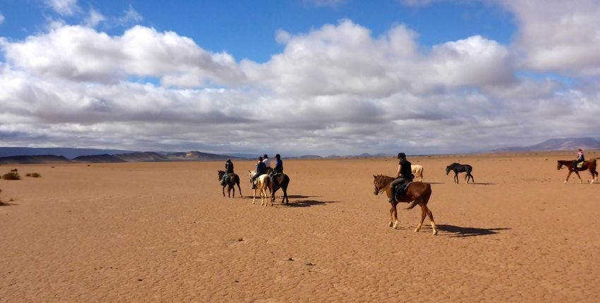Marokko - Wanderritt Nomadenland