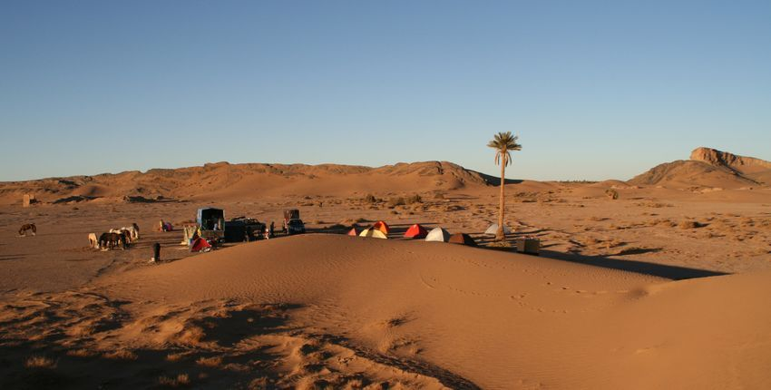 Marokko Wanderritte Tafilalet