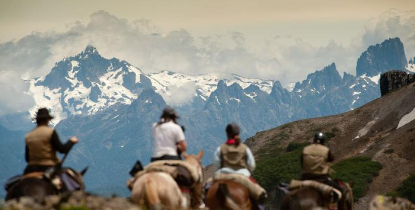 Wanderritt über die Anden von Argentinien nach Chile