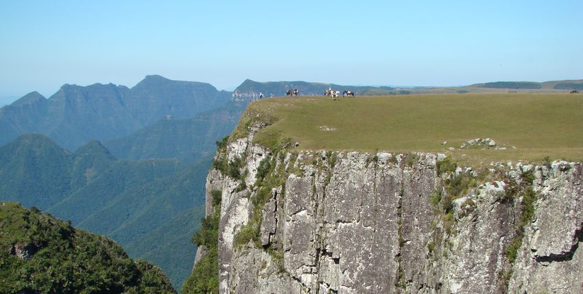 Wanderritt Canyons & Wasserfälle