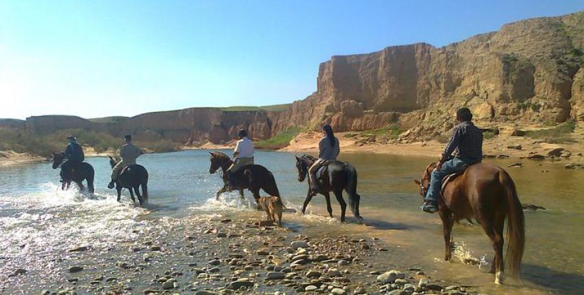Wanderritt durch Khuzestan
