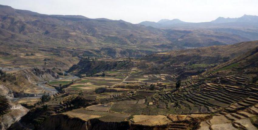 Wanderritt Colca Classic im Colca Canyon