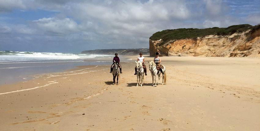 Wanderritt an die Silberküste / Portugal