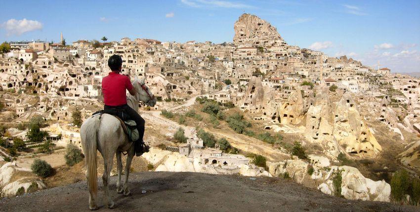 Wanderritt Aktiv Comfort zu den Highlights in Kappadokien