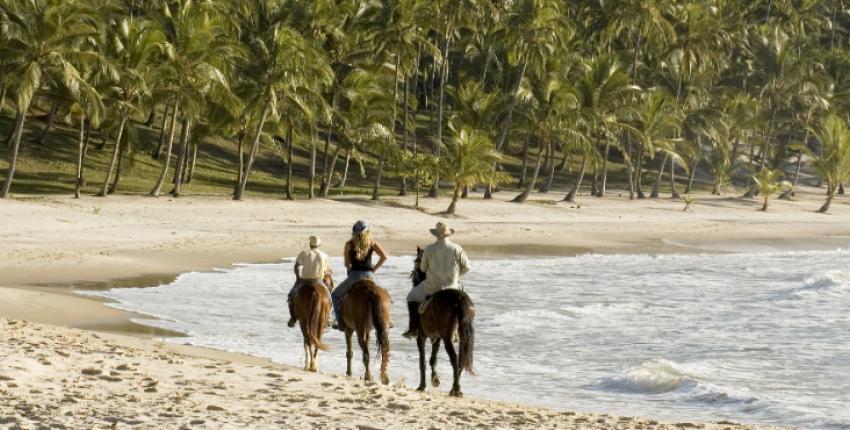 Brasilien - Strand von Bahia
