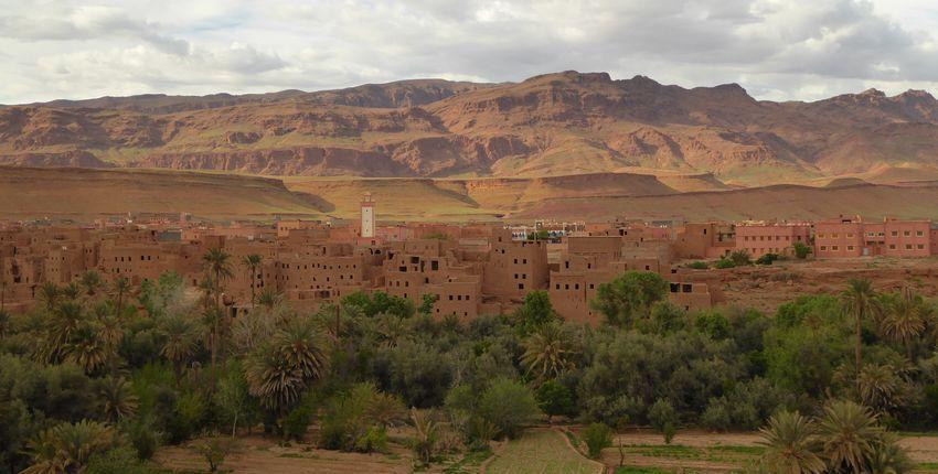 Wanderritte in Marokko