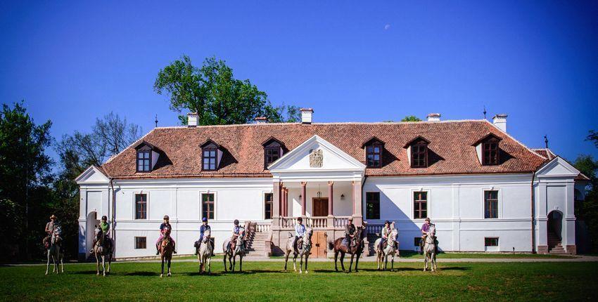 Jagdschloss Kalnoky in Miklosvar Rumänien