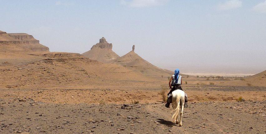 Marokko - Wanderritt Tata-Akka im unbekannten Süden