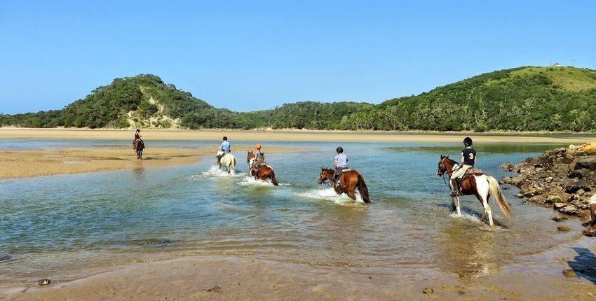 Südafrika - Wanderritt an der Wild Coast