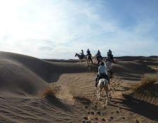 Marokko Wanderritt Oasen & Sanddünen